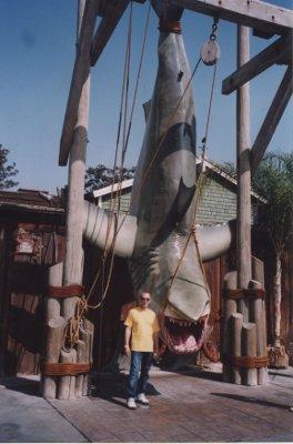 2004 Los Angeles Universal-Studios Sifu Uli Stauner