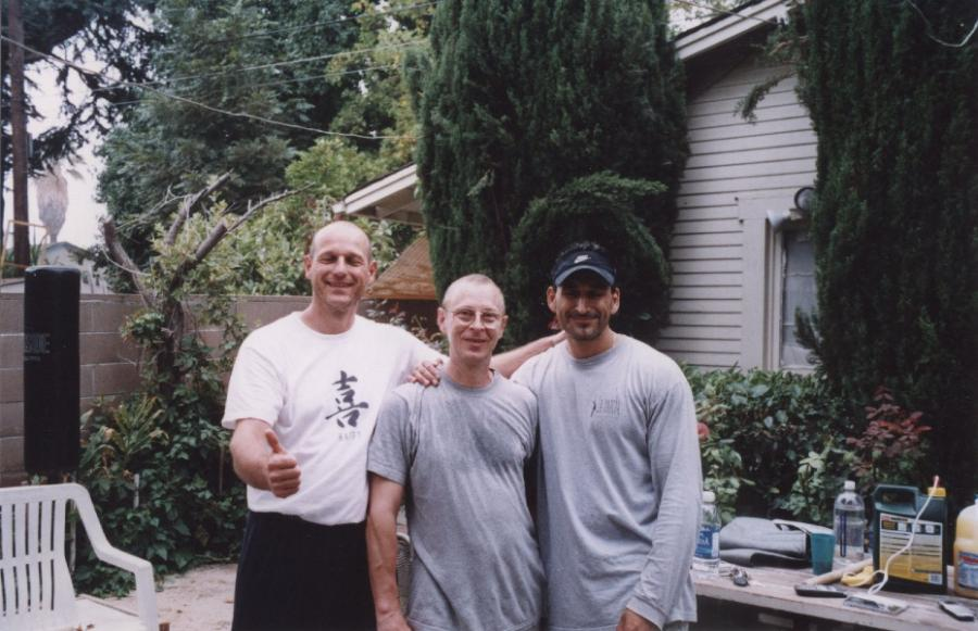 2004 Los Angeles, Werner Leuschner, Ulrich Stauner, Ernie Barrios