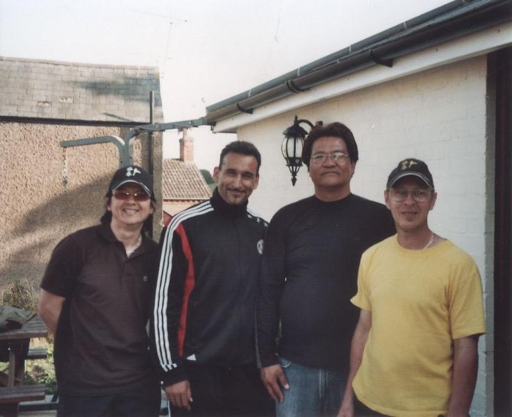2006 Birmingham, Andy Koh, Ernie Barrios, Gary Lam, Ulrich Stauner