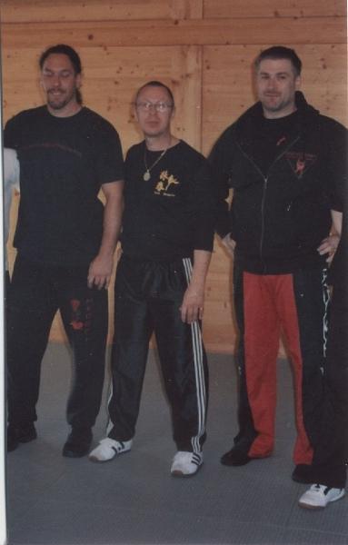 2009 Wels in Österreich, Abenteuer Kampfkunst, Peter Hufnagl, Ulrich Stauner, Ol