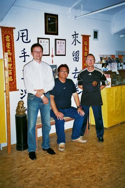 2011 Dachau, J.Harlander, Gary Lam, Ulrich Stauner