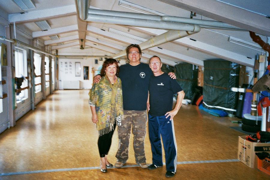 2011 Dachau, Simo, Gary Lam, Ulrich Stauner