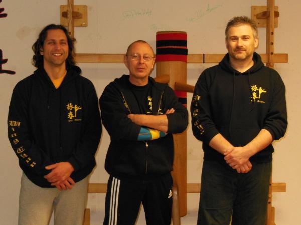 2013 Wels Leonding, Level 3 Treffen mit Martin Ehlen und Peter Hufnagl
